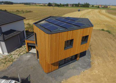 Maison passive – Annoeullin – 6,72 kWc