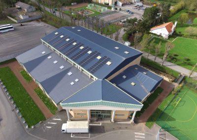 4 centrales PV – Fruges – 129 kWc