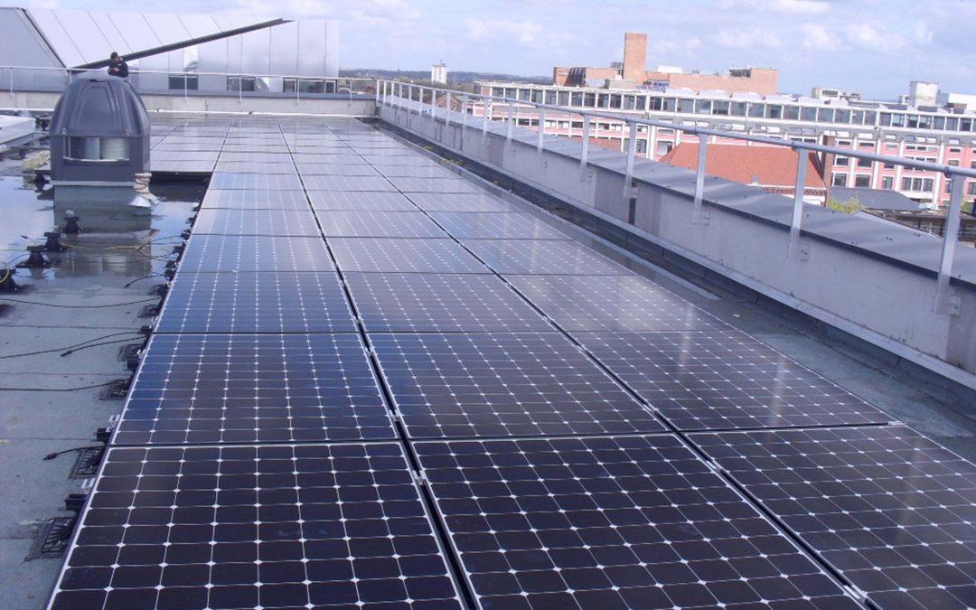 Université – Roubaix – 98 kWc