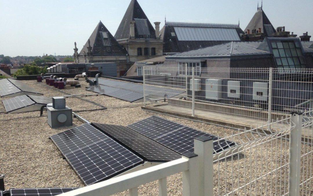 Ecole Nationale Supérieure des Arts et Industries Textiles de Roubaix – 40.15 kWc