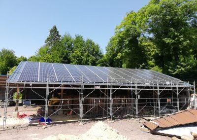 Jardins de Séricourt – Séricourt – 36kWc