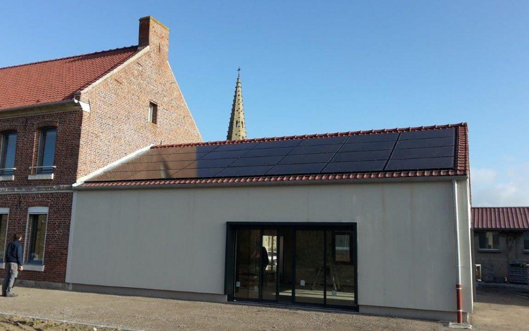 Mairie de Robecq – 8.12 kWc