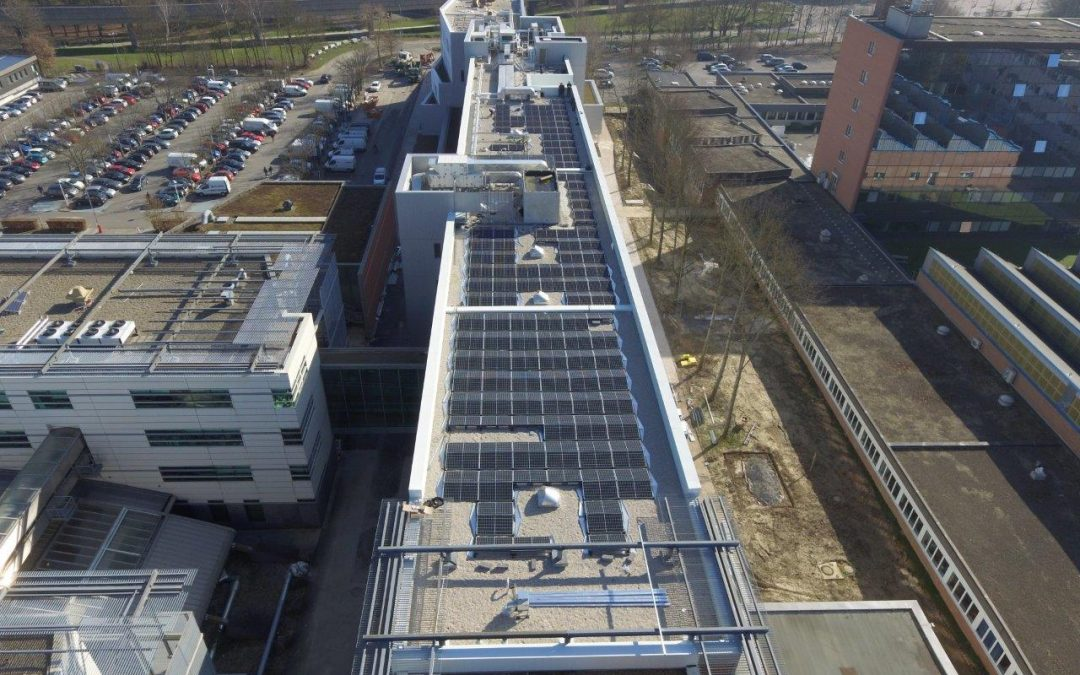 Université de Lille 2 – Villeneuve d'Ascq – 106.6 kWc