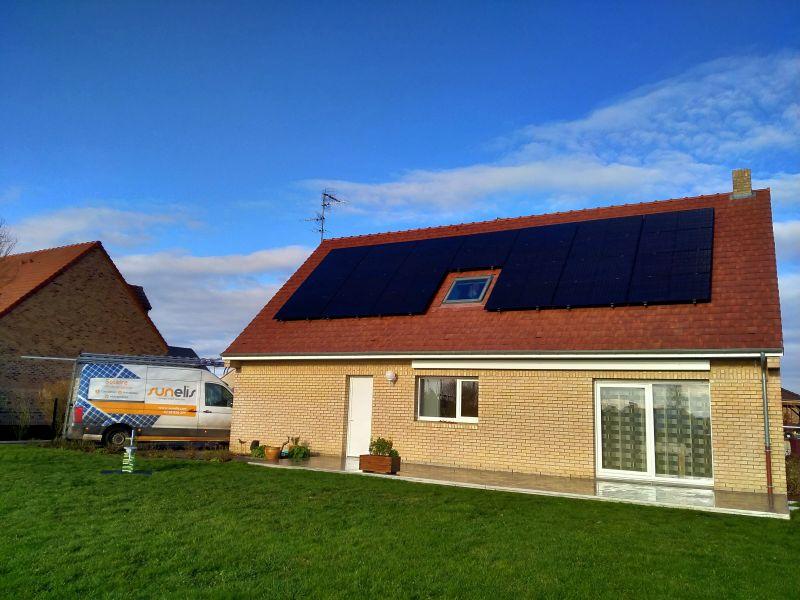 Maison – Aubigny au Bac – 9 kWc