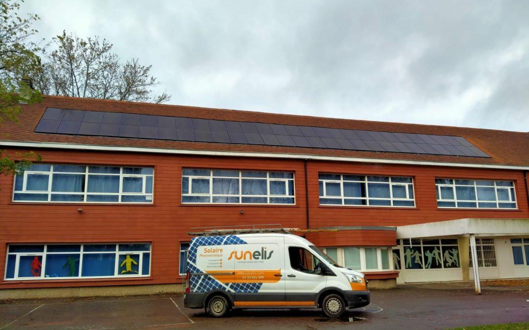 Ecole Porte D'eau – Dunkerque – 18 kWc