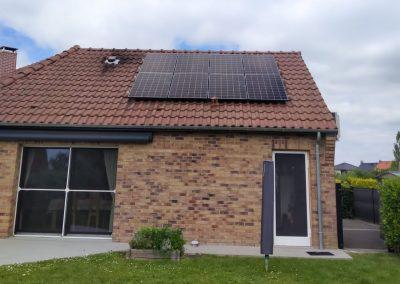 Maison – Deûlémont – 3 kWc