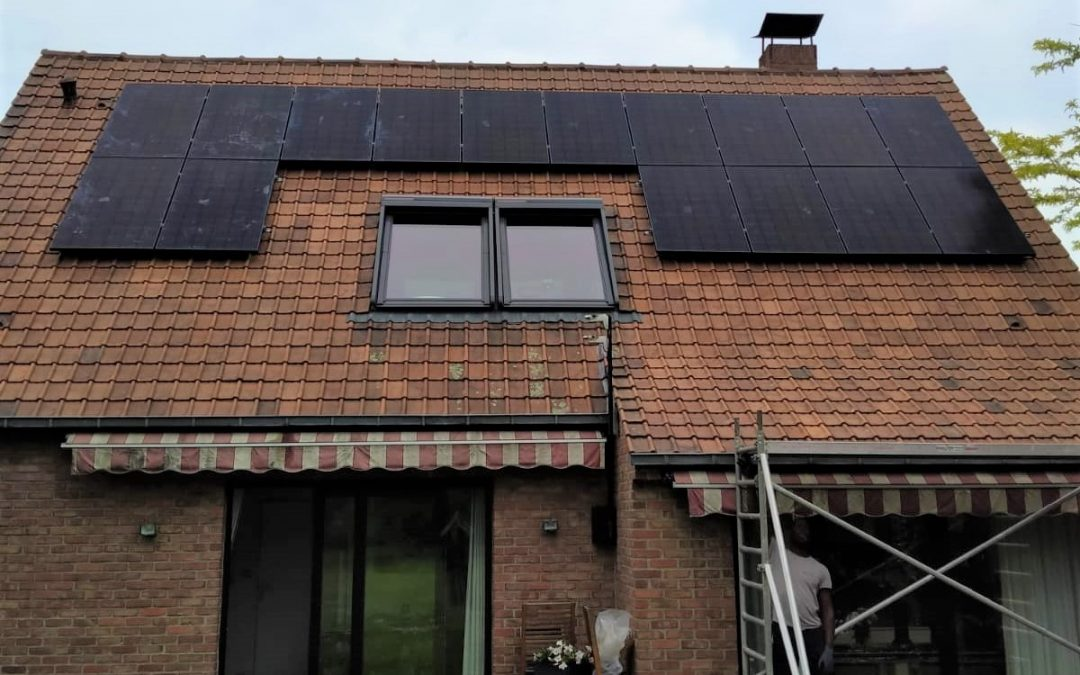 Maison – Bondues – 5 kWc