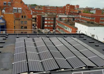 Université du Littoral Côte d'Opale – Dunkerque – 16 kWc