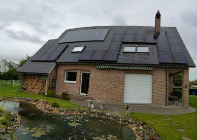 Maison – Oignies – 10 kWc