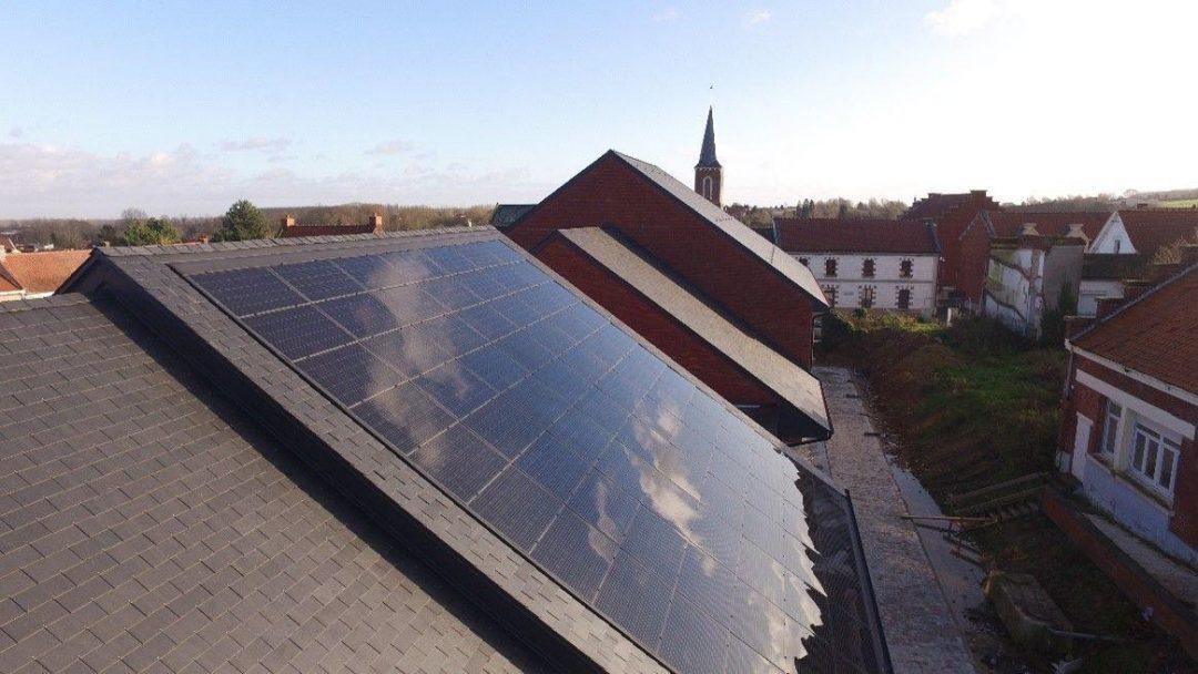 Mairie de Burbure – 20 kWc