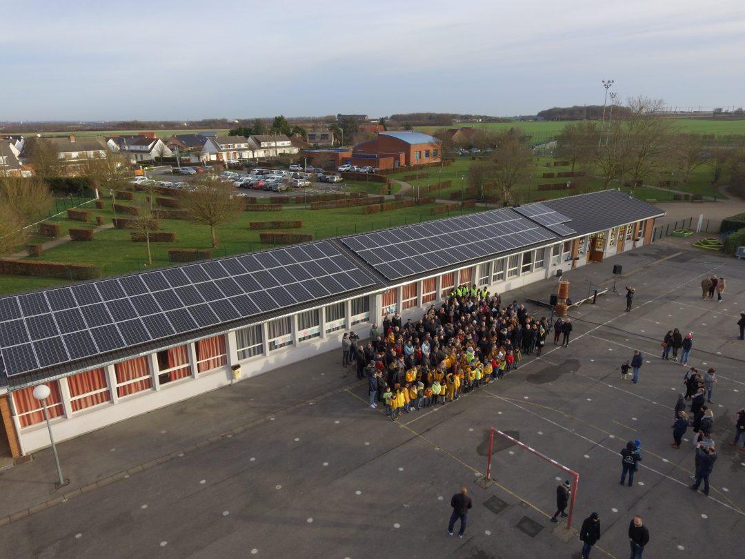 Ecole Ovide Leroy – Loos En Gohelle – 36 kWc