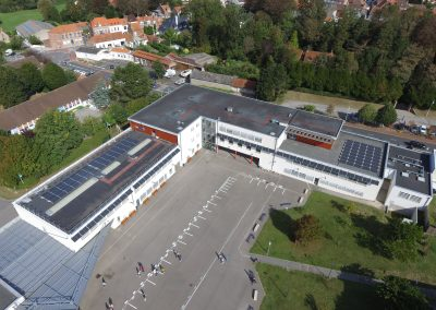 Collège de l'Europe – Ardres – 45 kWc