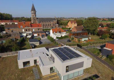 Maison passive – Ennetières-en-Weppes – 9 kWc
