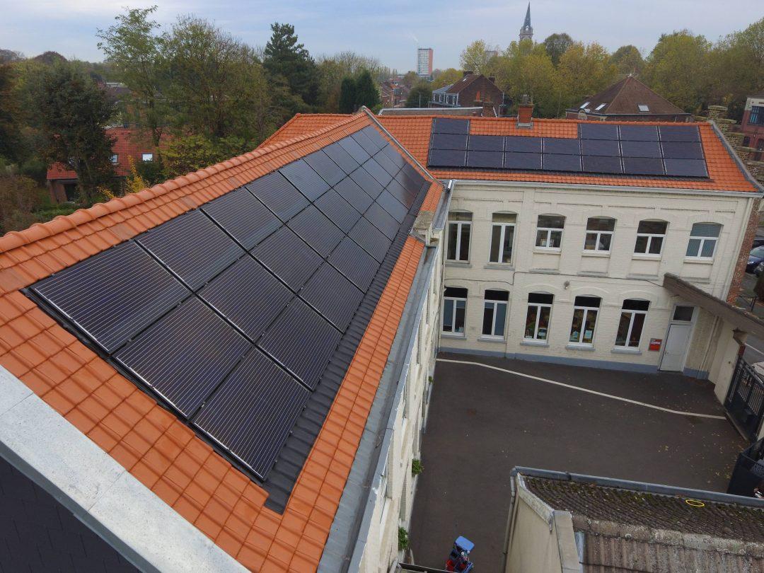 Ecole – Lambersart – 15 kWc