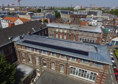 Musée d'histoire naturelle – Lille – 9.44 kWc