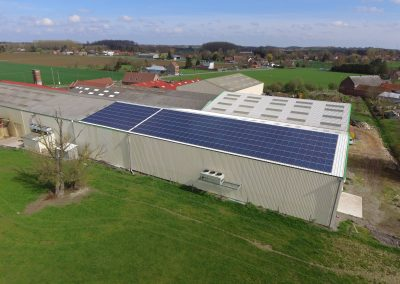 Agricole – Sainghin en Mélantois – 100 kWc