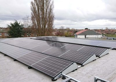 CAREMONOR – 36 kWc