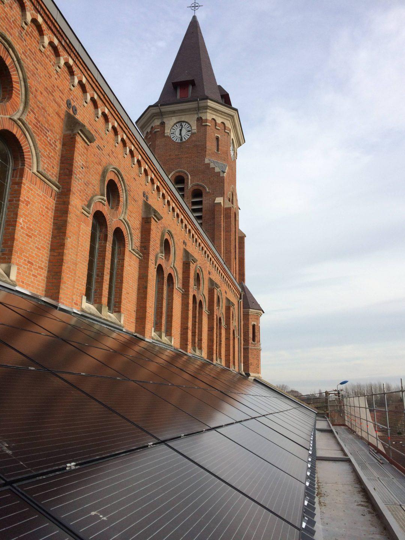 Eglise – Wavrin – 33 kWc